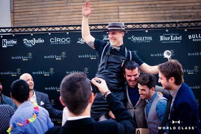 אריאל לייזגולד אירוע הגמר  צילום גוסי הפקות