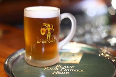 ברבר בירה דבש 8 אחוז אלכוהול אוסקר ווילד