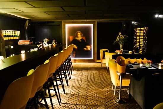 בר השמפניה של וו קליקו- צילום ברנגה