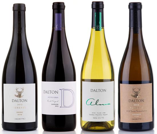 יינות דלתון לראש השנה