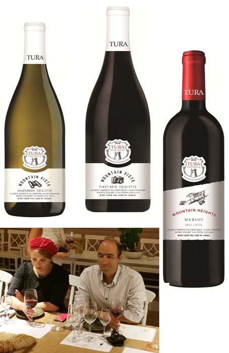 יינות חדשים מיקב טורא