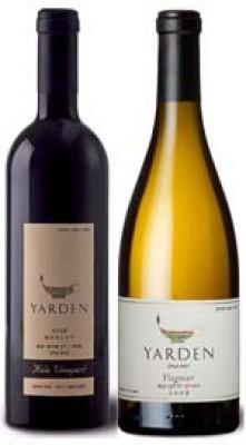 יקבי רמת הגולן - מבחר יינות