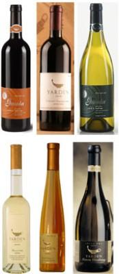 רמת הגולן-מגוון יינות חדשים לראש השנה