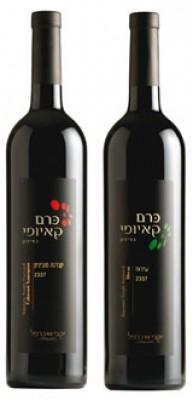 כרמל - יינות כרם קאיומי 2007