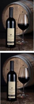 רמת הגולן-שני יינות כרם יחיד מבציר 2007