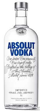 Absolut New bottle 2016