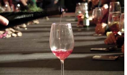 בתערוכת היין הכשר